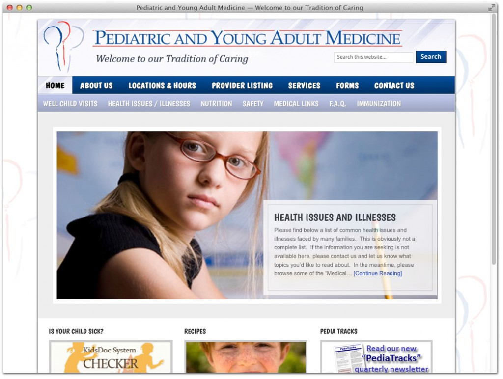 Pediatric and Young Adult Medicine