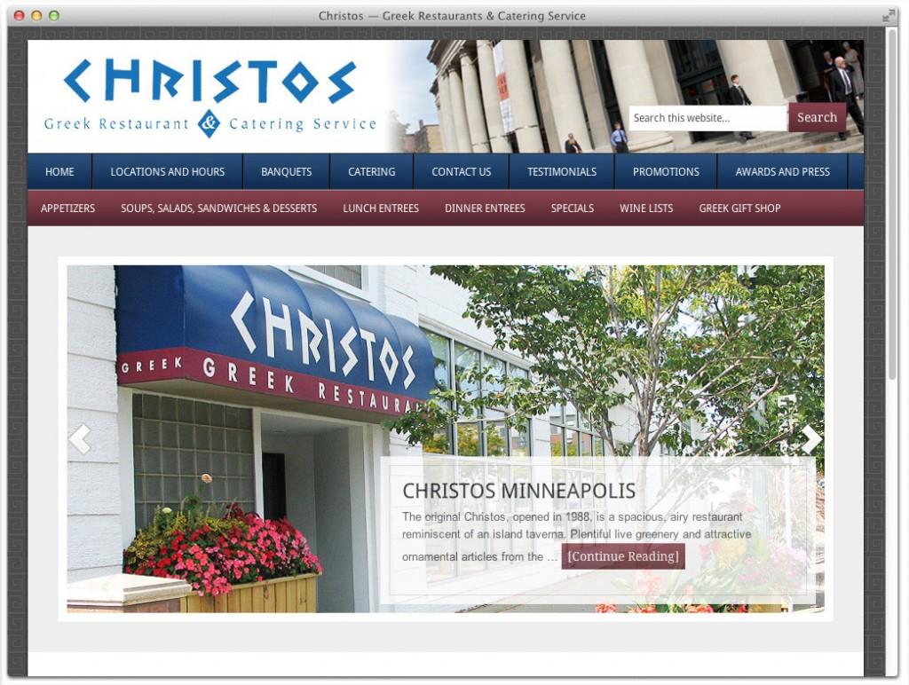 Christos Greek Restaurants