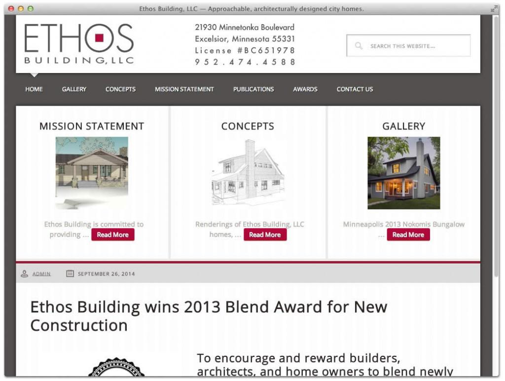 Ethos Building
