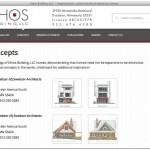 Ethos Buiding Corporation Website