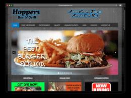 Hopper Bar Waconia Website